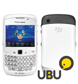 Blackberry curve 8520 белый