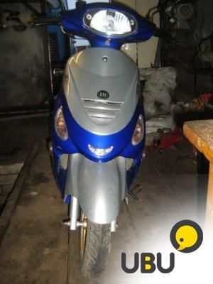 Продам скутер, Луга, цена и фото, объявление № 19748