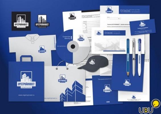 Создание корпоративного дизайна