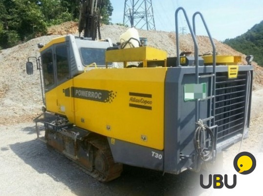 Буровая установка Atlas Copco PowerROC фото 2