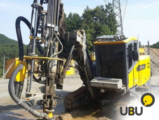 Буровая установка Atlas Copco PowerROC