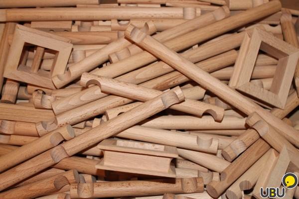 Деревянный конструктор своими руками