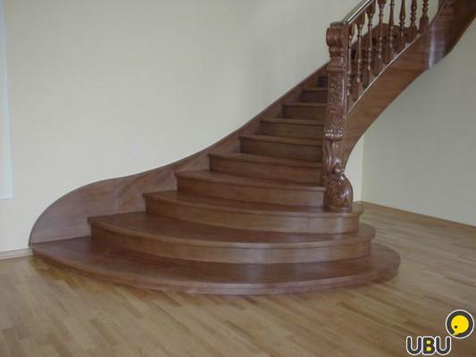 Лестницы деревянные дизайн