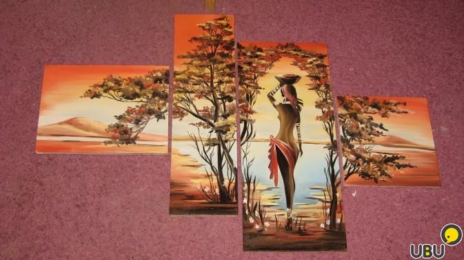 Картины маслом на холсте своими руками по номерам