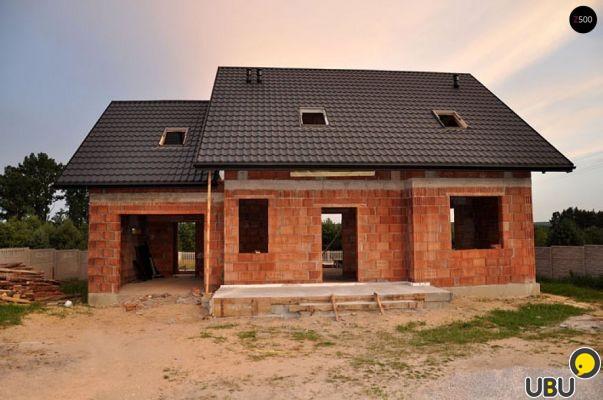 Дом своими руками из пеноблоков одноэтажные дома