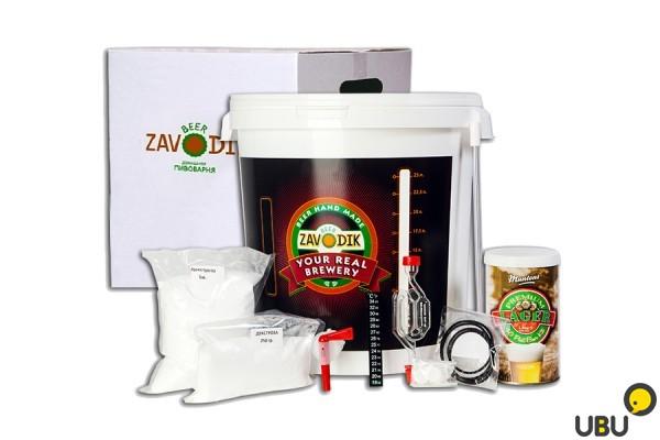 Аппарат для изготовления пива в домашних условиях купить
