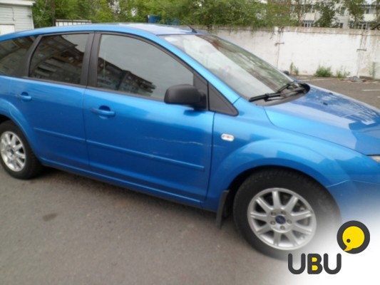Ford Focus 2 фото 1