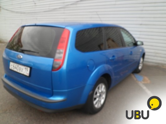 Ford Focus 2 фото 6