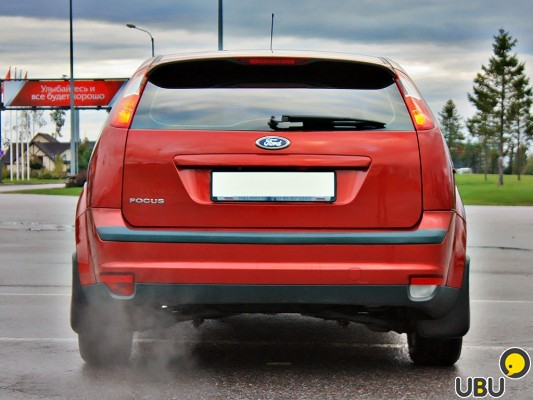 Ford Focus 2, 2006 фото 4