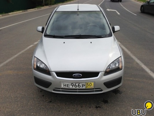 Ford focus 2 MT 2006 1.6L