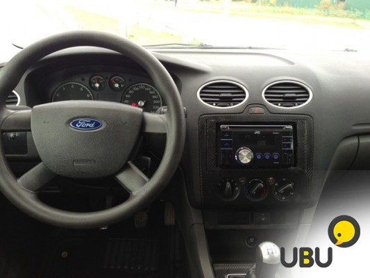 Ford Focus M 1.6 2006г фото 4