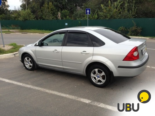 Ford Focus M 1.6 2006г фото 5