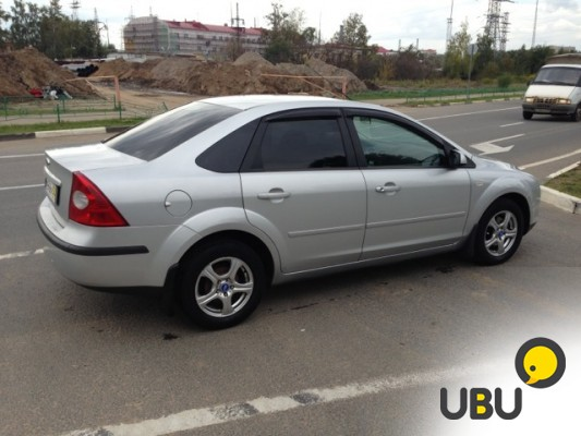 Ford Focus M 1.6 2006г фото 7