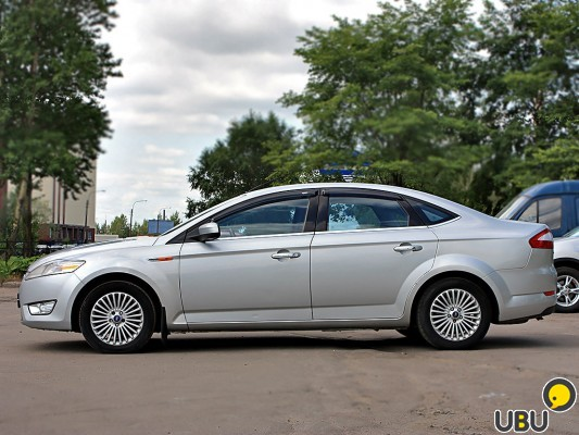 Ford Mondeo фото 3
