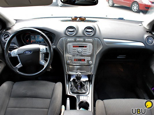 Ford Mondeo фото 8