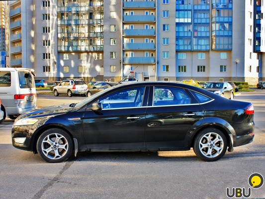 Ford Mondeo, 2010 фото 4