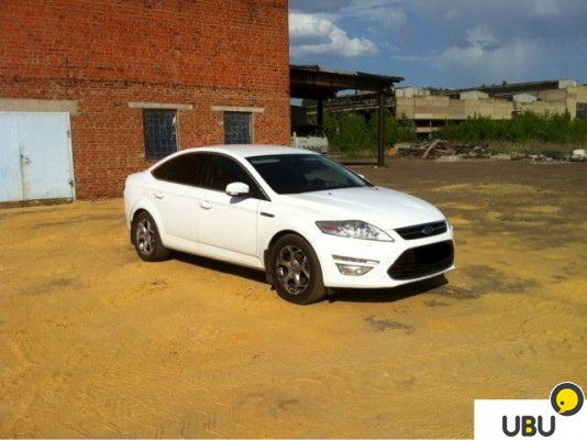 Ford Mondeo, 2012 фото 1
