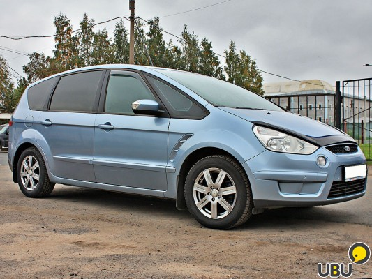 Ford S-Max, 2006 фото 3