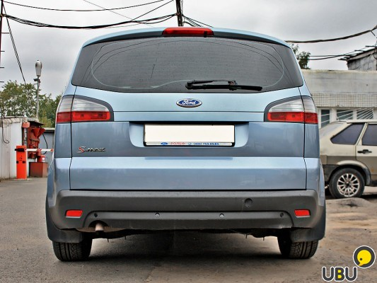 Ford S-Max, 2006 фото 6