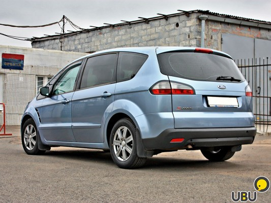 Ford S-Max, 2006 фото 7