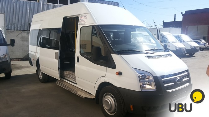 Ford Transit 2013 год. 27 мест