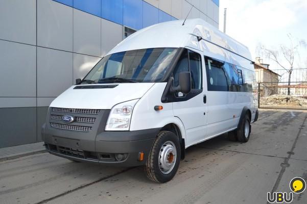 Ford Transit 222709 (19+6мест) в Москве, купить Грузовики и спецтехника на ubu, 126341.