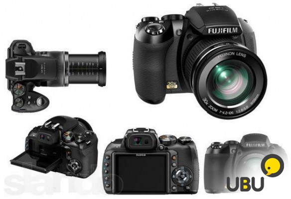 Фотоаппарат Fujifilm FinePix HS10 Black