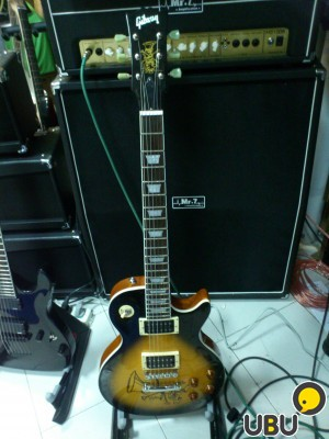 Гитара Gibson Custom Slash Les Paul фото 1