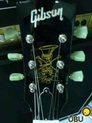 Гитара Gibson Custom Slash Les Paul фото 2