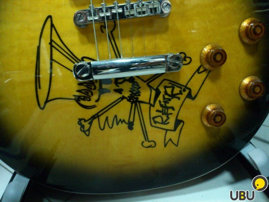 Гитара Gibson Custom Slash Les Paul