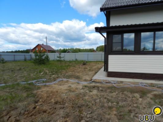 Готовые дома из бруса под ключ недорого московская область фото 1