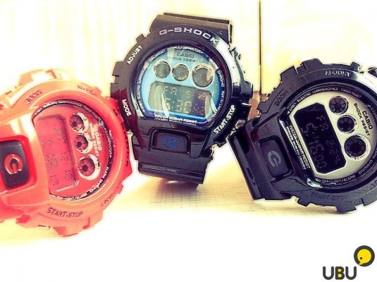 G-Shock Casio фото 1