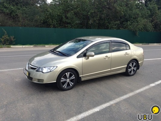 Honda civic 2008 MT