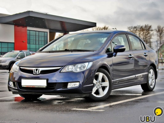Honda civic 4D 2008 AT