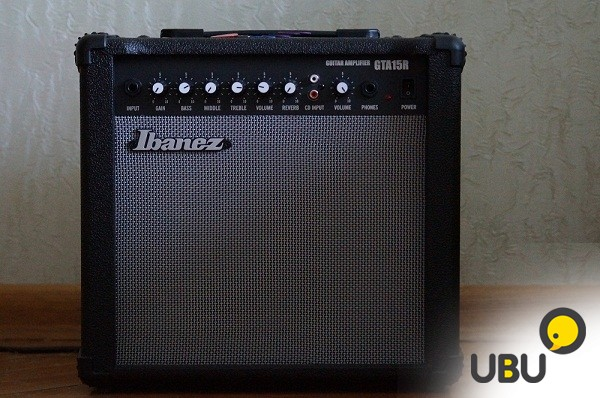 Ibanez Guitar Amplifier GTA15R