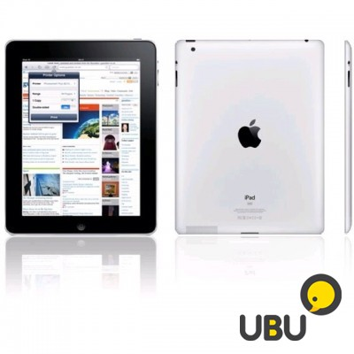 IPad 2 16Gb WiFi (black)