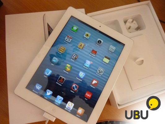 IPad 3 16gb 3G white