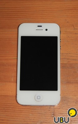 IPhone 4 8GB White фото 1