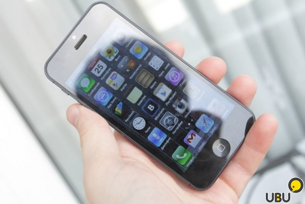 IPhone 5 на мтк 6589 Android 4 8GB 5""
