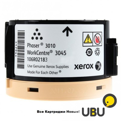 Картриджи для xerox work centre 3045/phaser 3010 новые