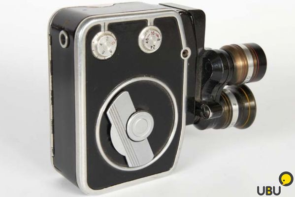 Bauer 88 E movie camera  Fairpictcom is the marketplace