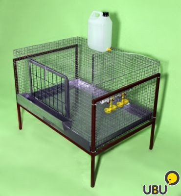 Клетка для бройлеров своими руками ютуб