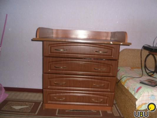 Продается комод- пеленальный столик - Оренбург - Прочая мебель