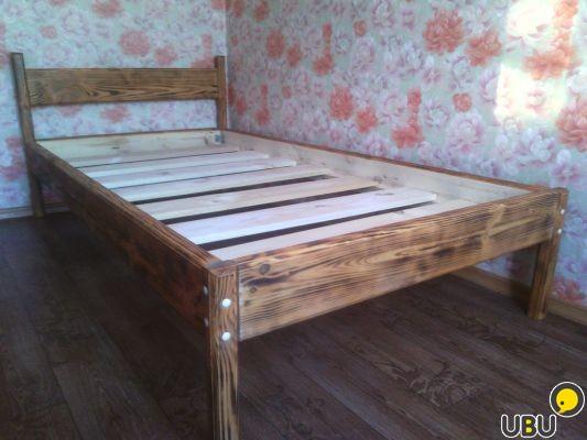 Кровать односпальная сделать своими руками 15