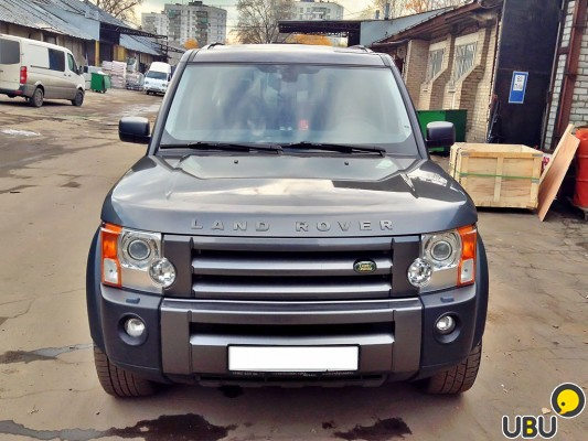 Land Rover Discovery III фото 2