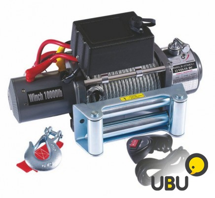 Лебедка  Horsewinch SC10000T 12V (4536 кг) Супербыстрая
