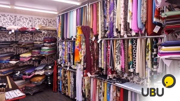 Магазин дешевых тканей