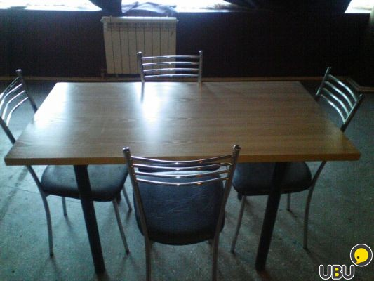 Мебель для кафе