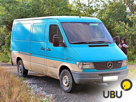 Mercedes-Benz Sprinter, 1997
