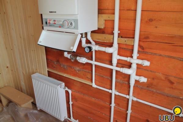 Монтаж труб отопления в доме своими руками